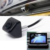 Jual Black Hd Ccd Kamera Spion Mobil Waterproof Night Vision 170 ° Wide Angle Universal Auto Membalikkan Cadangan Kamera Untuk Mobil Dvd Parking Monitor Intl Di Bawah Harga