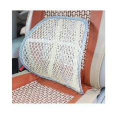 Black Mesh Design Style Luxury Office Furniture Car Seat Comfortable Cushion - intl