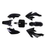 Toko Hitam Plastik Fairing Untuk Honda Crf Xr 50 Crf 125Cc Ssr Pro Pit Motor Trail Internasional Dekat Sini
