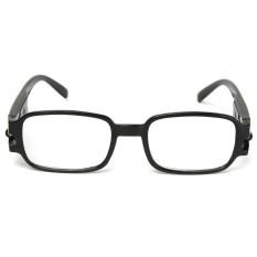 Diskon Hitam Berbingkai Kacamata Baca Kacamata Berwarna Merah Menyala Dengan Cahaya Led 1 5 Oem Tiongkok