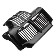 Hitam Stok Minyak Cooler Sarung untuk Harley Touring Electra Jalan Glide 11-15-Internasional