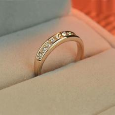 Blink Cincin Model Bling - Emas