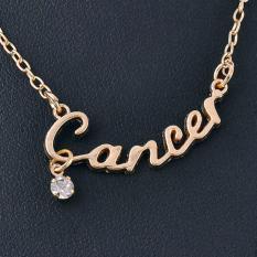 Blink Kalung Liontin Zodiak - Cancer