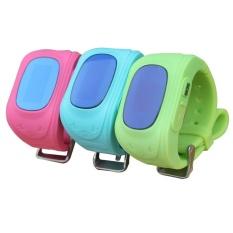 Jual Anak Anak Bluetooth Watch Gps Sos Panggilan Aktivitas Tracker Pedometer Ponsel Watch Intl Oem Ori