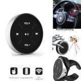 Bluetooth Media Audio Music Play Remote Control Button Car Steering Wheel Mount Intl Diskon Tiongkok
