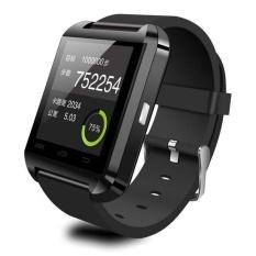Bluetooth Smart Ponsel Mate Wrist Watch untuk Android IOS Samsung HTC SONY Huawei-Intl