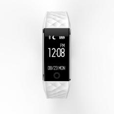 Bluetooth Smart Watch Olahraga dan Kesehatan Ponsel Mate Tahan Air untuk Android IPhone 302472057377-Intl