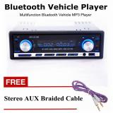 Beli Bluetooth Stereo Mobil Mp3 Usb Sd Aux Pemain Audio 1 Din Di Sengkang Radio With Karunia Stereo Aux Jalinan Kabel Audew Cicil