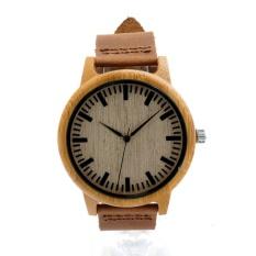 Harga Bobo Bird A16 Watch Jam Tangan For Men Women Bamboo Wood Quartz Watch Jam Tangan Es With Scale Soft Leather Straps Relojes Mujer Marca De Lujo 2017 A16 Dan Spesifikasinya