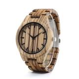 Harga Bobo Bird Wg22 Kayu Kualitas Terbaik Watch Jam Tangan Untuk Pria Kayu Merek Fashion Designer Full Zebra Watch Jam Tangan Es Kotak Kayu W G22 Terbaik