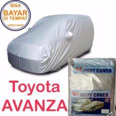 Jual Body Cover Mobil Toyota Avanza Sarung Penutup Mobil Branded Original