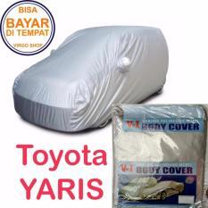 Katalog Body Cover Mobil Toyota Yaris Sarung Penutup Mobil Virgo Racing Terbaru