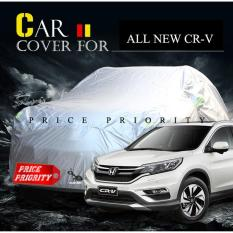 Body Cover / Sarung Mobil ALL NEW CRV Polyesther 100% Waterproof