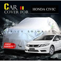 Body Cover Sarung Mobil All New Honda Civic Polyesther Waterproof