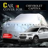 Promo Body Cover Sarung Mobil Chevrolet Captiva Polyesther 100 Waterproof Car Cover Terbaru