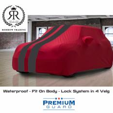 Body Cover / Sarung Mobil / Cover Mobil Nissan Serena