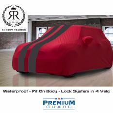 Jual Body Cover Sarung Mobil Cover Mobil Toyota All New Yaris Branded Original