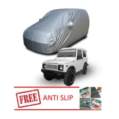 Body Cover / Sarung Mobil Suzuki Jimmy Katana 100% Waterproof Free Anti Slip