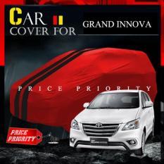 Body Cover / Sarung Mobil Warna Premium Grand Innova / Inova Waterproo