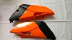 Body cover sayap jok belakang yz85 new orange