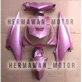 Jual Body Honda Beat Karbu Warna Pink Baru