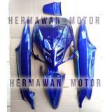 Spesifikasi Body Yamaha Mio Lama Mio Sporty Warna Biru Tua Merk Abs
