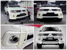 Bodykit Mitsubishi Pajero Limited 2012 Plastik ABS Grade A