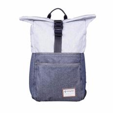 Bodypack Prodigers Tas Laptop Pria Fresno - Abu Muda