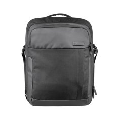 Spesifikasi Bodypack Tas Laptop Trilogic Pria Slicpy Hitam Bagus