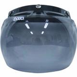 Spesifikasi Bogo Visor Kaca Helm Bogo Retro Klasik Original Smoke Hitam Yg Baik