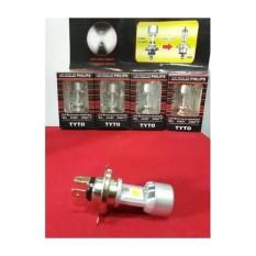 Bohlam Lampu Led Mobil/Motor Philips Hsi/H4 Lampu Utama Motor
