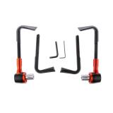 Jual Bolehdeals Universal 22Mm 2 22 Cm Rem Sepeda Motor Kopling Tuas Pelindung Handguard Orange Internasional Tiongkok Murah