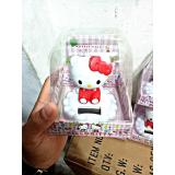 Jual Boneka Goyang Hello Kitty Mahkota Hiasan Dashboard Mobil Murah North Sumatra