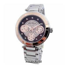 Bonia Original BN2347 Jam Tangan Wanita - Stainless Steel (Silver Lingkar Rose)
