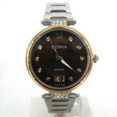Harga Bonia Rosso Jam Tangan Wanita Silver Coklat Ring Rosegold Stainless Steel Bnb10259 2343 Brown Dki Jakarta