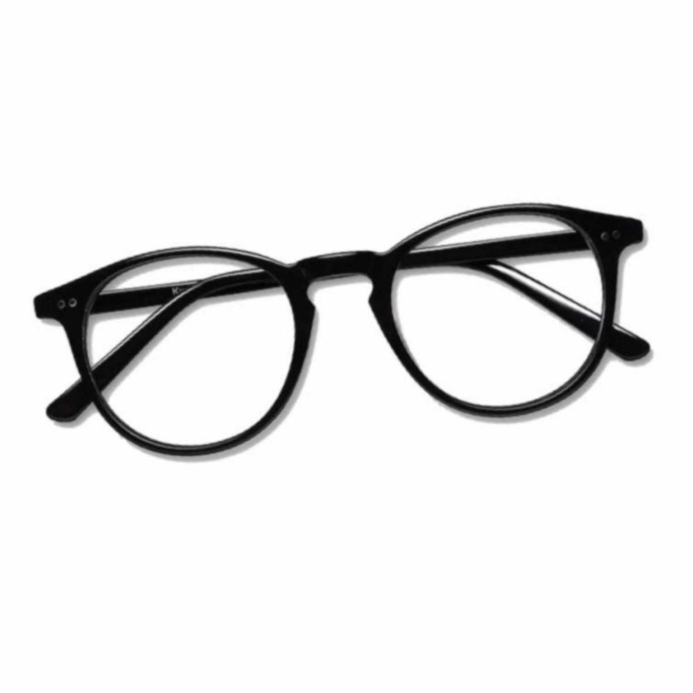 Ringan dan Nyaman ketika digunakan Bos Online Korea Fashion Style - Kacamata  Oval Item Besar - Fashion - Pria dan Wanita 9b0280218b