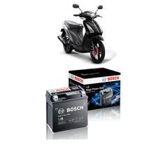 Toko Bosch Aki Kering Motor Suzuki Spin 125 Maintenance Free Agm Rbtz 5S 0092M67041 Bosch Di Indonesia