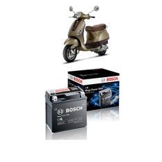 Bosch Aki Kering Motor Vespa LX 150 Matic (2012) Maintenance Free AGM RBTZ-7S - 0092M67000