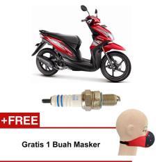 Jual Bosch Busi Sepeda Motor Hoda Beat Ur5Dc 0242045005 2 Pcs Free Masker Murah Di Indonesia