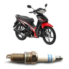 Model Bosch Busi Sepeda Motor Honda Revo Ur4A130 Irridium 1 Buah Putih Terbaru
