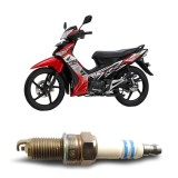 Jual Bosch Busi Sepeda Motor Honda Supra U4Ac 3 Buah Hitam Bosch Grosir