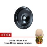 Bosch Klakson Motor Piccolo Disc 12V Black Single 1 Buah Gratis Buff Terbaru