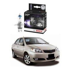 Bosch Lampu H4 12V 60/55W P43t Gigalight u/ Mobil VIOS 1.5 - th.03-07 - 2pcs/Set - 1987301106