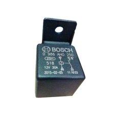 Beli Bosch Mini Relay 12 V 5 Pin 2 Pcs Hitam Online Indonesia