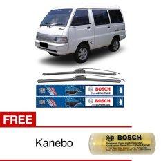 Diskon Bosch Sepasang Wiper Mobil Mitsubishi Colt T120 Ss Frameless New Clear Advantage 16 16 2 Buah Set Free Kanebo Bosch Bosch