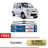 Review Bosch Sepasang Wiper Mobil Cherry Qq3 Frameless New Clear Advantage 21 16 2 Buah Set Free Kanebo Bosch Indonesia