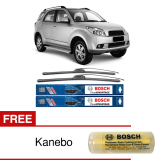 Jual Bosch Sepasang Wiper Frameless New Clear Advantage Mobil Daihatsu Terios 21 18 2 Pcs Set Free Kanebo Bosch Bosch Ori