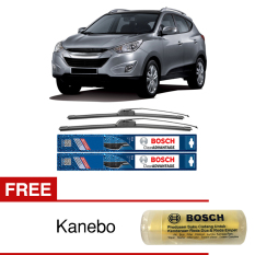 Beli Bosch Sepasang Wiper Frameless New Clear Advantage Mobil Tucson Ix 24 16 2 Pcs Set Free Kanebo Bosch Indonesia