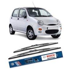 Jual Bosch Sepasang Wiper Kaca Mobil Cherry Qq3 Advantage 21 16 2 Buah Set Hitam Indonesia Murah