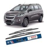 Harga Bosch Sepasang Wiper Kaca Mobil Chevrolet Spin Advantage 21 18 2 Buah Set Hitam Yang Murah Dan Bagus